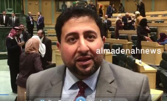 أحمد الرقب ومذكرة نيابية لإلغاء  خطبة الجمعة الموحدة