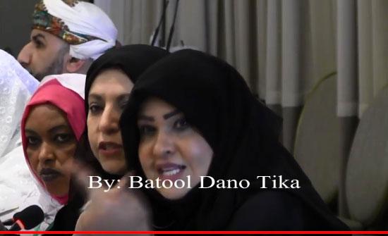 بالفيديو : مداخلة السعودية في اجتماع لجنة المرأة في الاتحاد البرلماني العربي