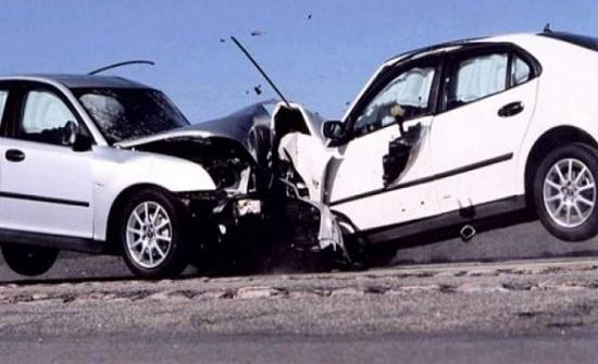 وفاة وإصابات اثر حادث تصادم في البلقاء