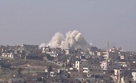 النظام السوري يعلن موافقته المشروطة على وقف إطلاق النار بإدلب