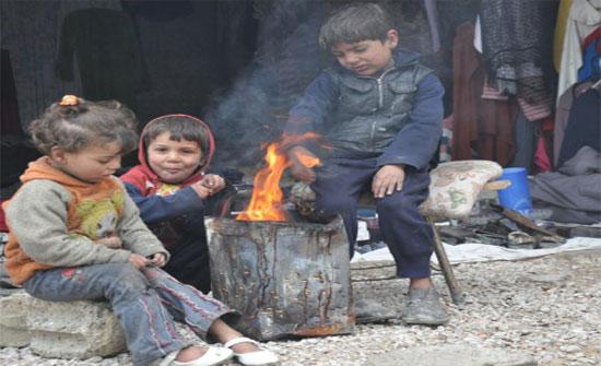 """التنمية :العثور على خمسة أطفال """"أخوة"""" في ظروف خطرة واجواء باردة"""