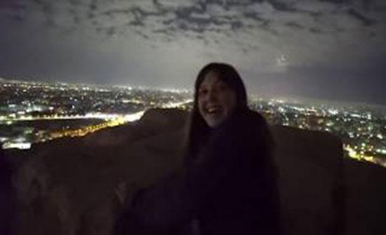 بالفيديو : دنماركي يصور لقطات إباحية فوق الأهرامات