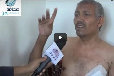 بالفيديو… عاد الى الحياة بعد اعدامه