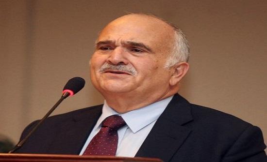 الأمير الحسن يهنئ بانجازات اتحاد الكراتيه