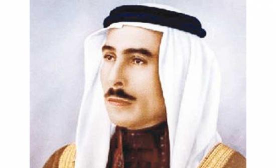 الذكرى السابعة والأربعون لوفاة الملك طلال بن عبدالله غدا