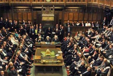 البرلمان البريطاني يصوت على قانون ينهي سيادة التشريع الاوروبي