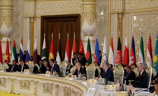 """""""سيكا"""" تؤكد مبدأ عدم التدخل بشؤون الدول الأخرى (بيان)"""