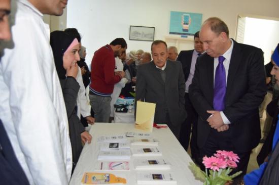 جامعة إربد الأهلية تحتفل باليوم العالمي للسكري