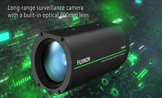 Fujifilm تطلق كاميرا مراقبة بقدرات فائقة.. هذه مواصفاتها