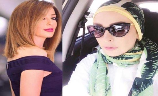 أمل حجازي لوفاء الكيلاني: مبروك لصهرنا!