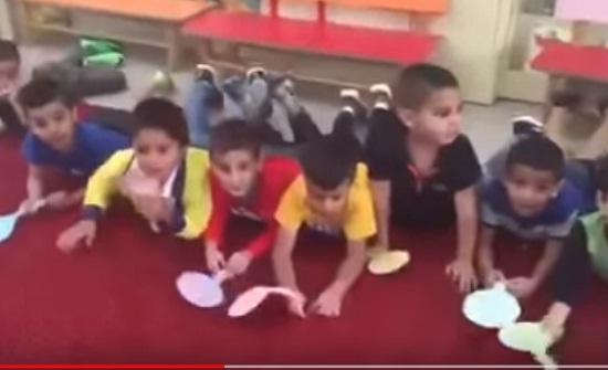"""بالفيديو  ... مصدر : لا يوجد دليل ان فيديو الروضة """" الخادش للحياء """" بالأردن"""