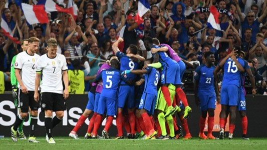 بث مباشر - فرنسا و المانيا - مباراة ودية
