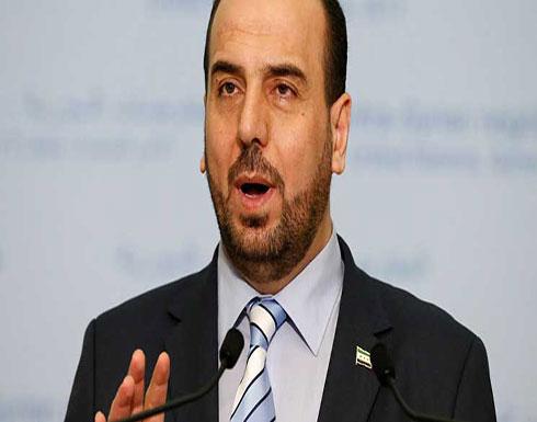 المعارضة السورية تدعو ترامب والاتحاد الأوروبي لزيادة الضغط على روسيا وإيران