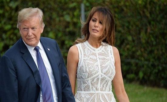 ميلانيا ترامب لا تثق في موظفي البيت الأبيض