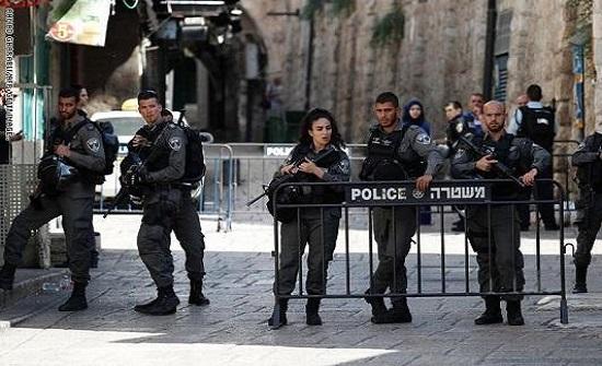 الاحتلال يحول القدس لثكنة عسكرية