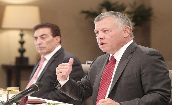 الملك: لا يجوز أن تحترم القانون خارج حدود الأردن  وأن تحاول تجاوزه داخل بلدنا