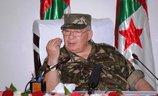 ترقب لما سيحملة خطاب رئيس أركان الجيش الجزائري الاثنين