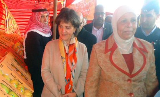 افتتاح فعاليات مهرجان البرتقال السياحي في الاغوار الشمالية