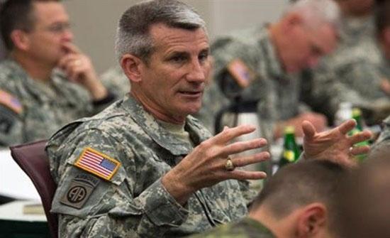"""جنرال أميركي يدعو طالبان """"المنهكة"""" للدخول في مفاوضات السلام"""