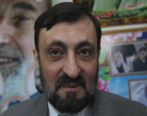 وفاة القيادي في حماس عماد العلمي