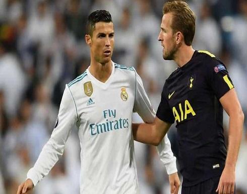 """ريال مدريد يتقدم نحو كين.. وتوتنهام يطلب مبلغا """"فلكيا"""""""