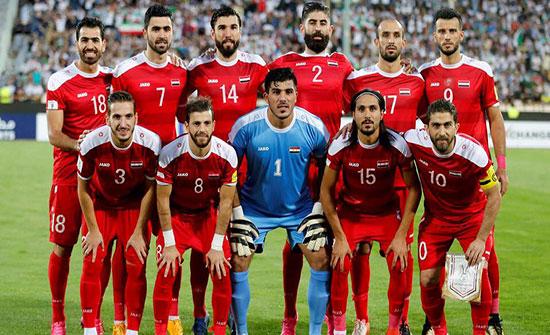 اتحاد الكرة السوري ينفي مواجهة الأردن وديًا