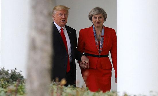 زيارة رسمية لترامب إلى بريطانيا.. وهذا ما ينتظره