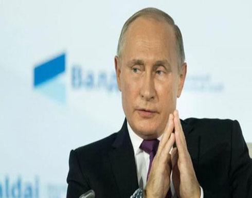 بوتين : نعرف من نفذ الهجوم على القاعدتين الروسيتين في سوريا