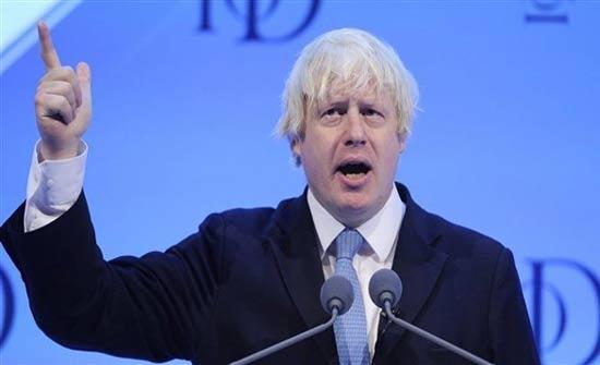 جونسون: مغادرة بريطانيا للاتحاد في تشرين الأول المقبل