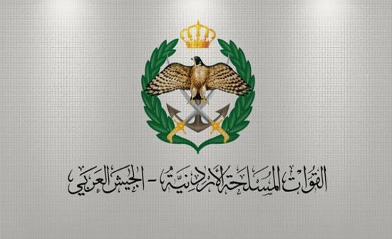 الجيش العربي ينعى شهيد الواجب الجبور