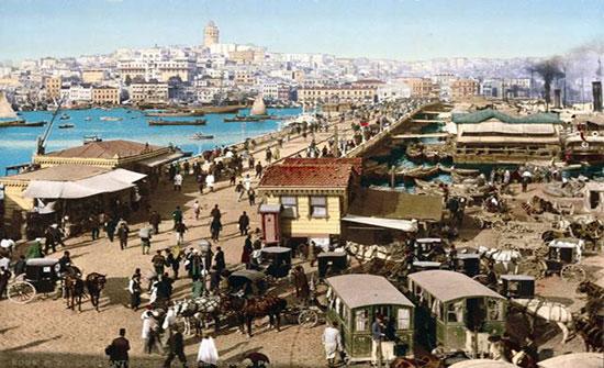 صور: مدن العالم قبل 100 عام
