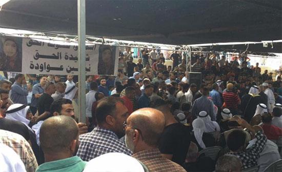 """نصف مليون دينار عطوة """"أردنية"""" قتلت في الضفة ..فيديو"""