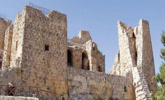 قلعة عجلون على قائمة التراث في العالم الإسلامي