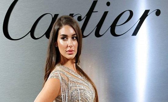 ياسمين صبري العربية الوحيدة المنافسة في مسابقة أفضل 100 وجه في العالم