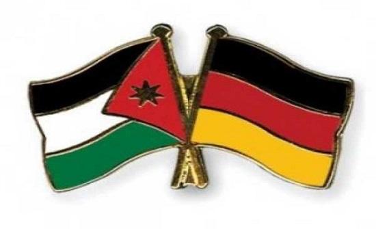 احتفال رسمي غدا بمرور 60عاما على تعاون الاردن وألمانيا