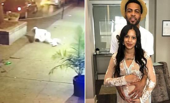 بالفيديو: لحظة إنقاذ شاب شجاع لصديقته من إطلاق النار في أوهايو
