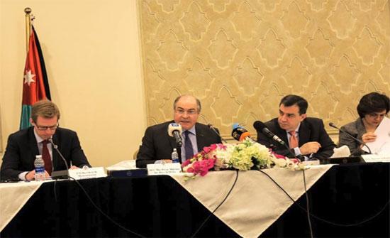 إقرار خطة الاستجابة الأردنية للأزمة السورية بـ7.3 مليار دولار