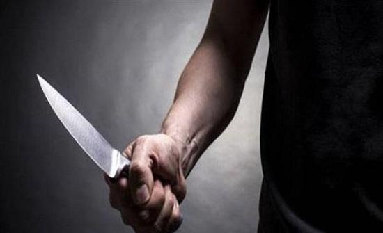 """مادبا : إصابة رجل بحث جنائي بجرح قطعي إثر اعتداء """" حدث """" عليه"""