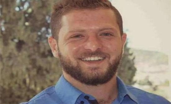 """عائلة جرار تستقبل التهاني باستشهاد """"أحمد"""" في عمان الأربعاء"""
