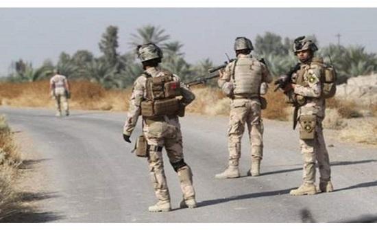 مقتل 18 إرهابيا شمال العراق