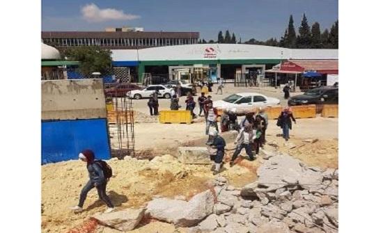 افتتاح نفق الجامعة الأردنية