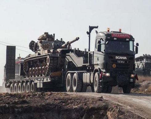 تركيا تبدأ عملية عفرين بالقصف المدفعي (فيديو)