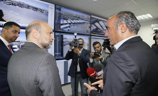 "بالصور  :  اطلاق وتشغيل ""باص عمان"""