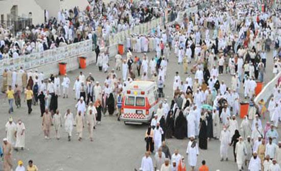 السعودية : جميع الجهات العاملة في الحج أكملت استعدادها في مشعري منى وعرفة