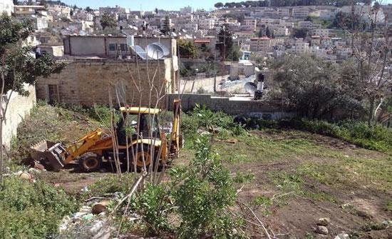 الاحتلال يقتحم مدرسة ابزيق شرق طوباس