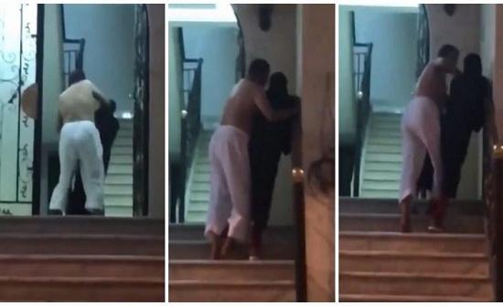 بالفيديو .تفاصيل جديدة حول الرجل الذي عنّف زوجته في مكة!