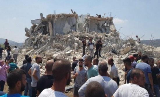 الاحتلال الاسرائيلي يقرر هدم 100 شقة سكنية جنوب القدس