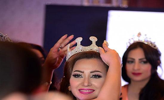 بالصور: جودي محمد تحصد لقب ملكة جمال الموضة