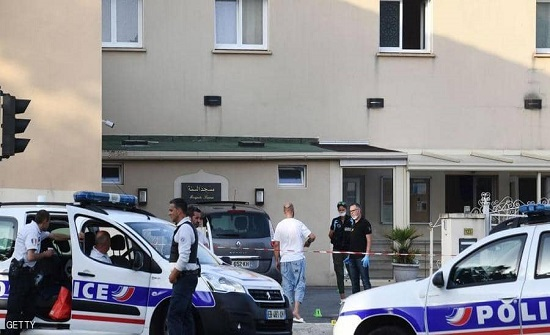 """القضاء الفرنسي يقول كلمته حول """"هجوم المسجد"""""""