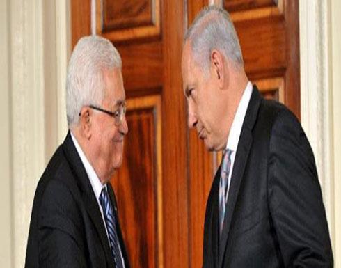 نتنياهو للرئيس الفلسطيني: لا بديل عن الوساطة الأمريكية بعملية السلام